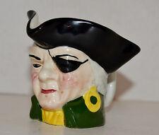 Miniature Artone Mug Pirate Head Hand Painted England
