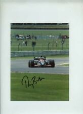 Thierry Boutsen Jordan 193 European Grand Prix 1993 Signed Photograph 1