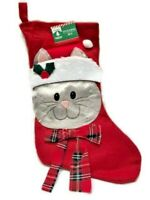 Christmas Pet Stocking For Your Cat NEW