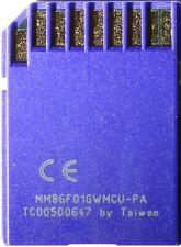 1GB SD Picture Photo Memory Card MM8GF01GWMCU-PA / 1 GB SD Card