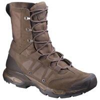 Salomon Men's L37950100 Jungle Ultra Burro Brown Military Duty Tactical Boots