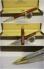 stilografica Jinhao Red electric fountain pen - Stylo Nib covercrown Siz. F