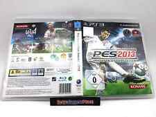 Pro Evolution Soccer 2013--Sony PlayStation 3--PAL--A-Ware