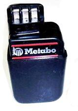 originale METABO batteria 12 V recentemente MONTATO CON 3 Ah NiMH flachkontakt