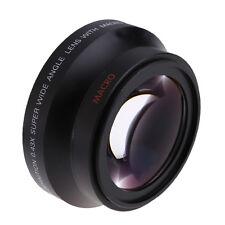 67mm Wide Angle Macro Conversion Lens 0.43x for Nikon D80 D90 D5000 D7000 NEW