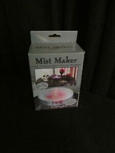 Seasons Mist Maker for Halloween or Party Celebration, Use w Water