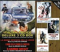 Italian Police Deluxe 3 cd box