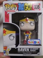 2016 SDCC Toys R Us Exclusive Funko Pop Teen Titans Go Raven as Wonder Woman 335