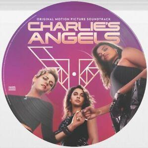 Charlie's Angels - Original Motion Picture Soundtrack - Picture Disc Vinyl LP