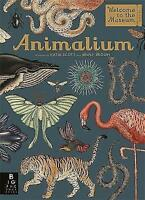 Animalium (Welcome To The Museum) by Broom, Jenny, NEW Book, FREE & Fast Deliver