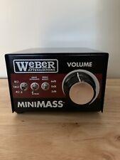 More details for weber mini-mass 50w attenuator