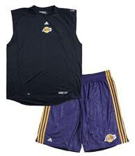 Kobe Bryant Lakers 2008-10 Practice Game Used Uniform & Shooting Shirt (LOA)