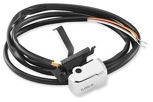 Twin Power - 25870DA - Right Turn Signal Switch, Black~