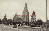 Berkshire Bracknell Trinity Church Vintage Postcard 10.12