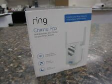 New listing New / Open Box- Ring Chime plug in only, Indoor Chime and Wi-Fi Extender #1