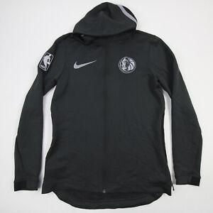 Dallas Mavericks Nike Dri-Fit Jacket Men's Dark Gray Used