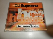 CD  DJ Supreme  ‎– Tha Horns Of Jericho