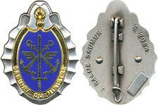 Cabinet du Ministre, flamme gendarmerie dorée, Balme 2984 (3265)