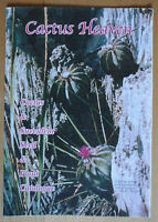 Cactus Heaven Cactus Book Nursery Catalogue Plants Seeds Herb Seeds Catalogues