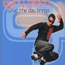 GARY PINTO  -  WHAT THE DAY BRINGS  -  SINGLE CD, 2001