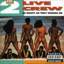 As Nasty As They Want To Be - 2 Live Crew (CD Used Very Good) Explicit Version