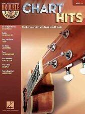 Ukulele Play-Along Chart Hits: Ukulele Play-Along Volume 8