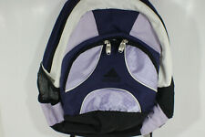 Adidas Load Spring Backpack Purple Black Seafoam School Bag Athletic