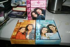 GILMORE GIRLS DVD TV SERIES COMPLETE SEASONS 1 2 & 5