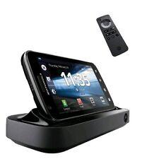 NUOVO Motorola Atrix HD Dock Multimediale e telecomando a infrarossi