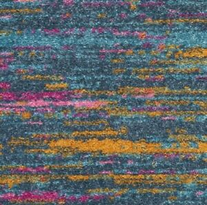 Nourison Passion 9' x 12' Rectangle Area Rugs With Blue Finish