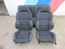 BMW E36 M3 Coupe dt. Sitze Innenausstattung Sportsitze Alcantara Hurricane Vader