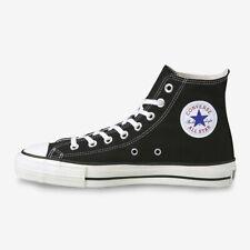 Converse Canvas All Star J HI Black MADE IN JAPAN Limited rare CHUCK TAYLOR