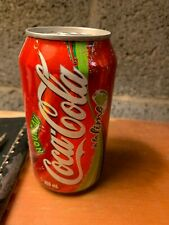 Coca Cola with Lime Soda Can Rare (Canada) (Make an offer)
