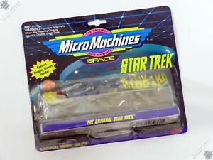 GALOOB MICRO MACHINES THE ORIGINAL STAR TREK VINTAGE SET SEALED KLINGON ROMULAN