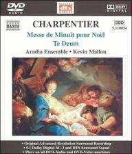 Charpentier: Messe de Minuit pour Noël; Te Deum [DVD Audio], New Music