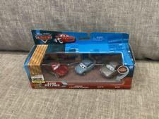 DISNEY PIXAR CARS 3-CAR GIFT PACK CRUISIN MCQUEEN MATTI BERT MINI TOY VEHICLE