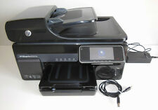 HP OFFICEJET PRO 8500A PLUS ALL-IN-ONE PRINTER, DOES NOT PRINT - PRINT HEADS?