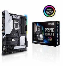 ASUS PRIME Z370-A II LGA 1151 Intel Z370 ATX Intel Motherboard