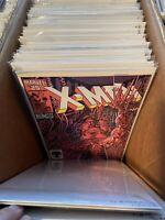 Lot of (15) DIFFERENT X-MEN Comic Books