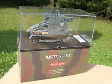 MASTER FIGHTER 1/48 MILITAIRE CHAR TANK STURMPANZER I SIG33 FRANCE 1940 48568