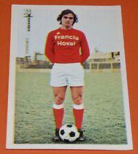 216 A. BIANCHI FC ROUEN DIOCHON AGEDUCATIFS FOOTBALL 1973-1974 73-74 PANINI