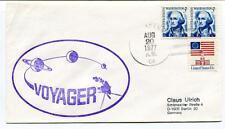 1977 Voyager Pasadena United States Washington Berlin Germany SPACE NASA USA