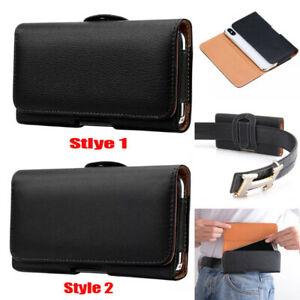 For Samsung Galaxy S21 Plus S20Belt Clip Holster Pouch Case Cover Leather Holder