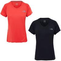 THE NORTH FACE TNF Ambition d'entraînement T-Shirt Manches Courtes pour Femme