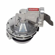 Edelbrock 1711 Victor Series Fuel Pump, 130 GPH, For Chevy Small Block W Series
