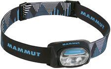 Mammut - T-base Black Stirnlampe