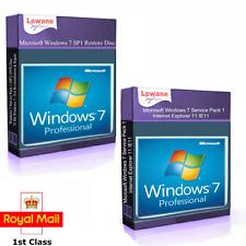 Microsoft Windows 7 Professional Service Pack 1 a 64 bit + Internet Explorer 11