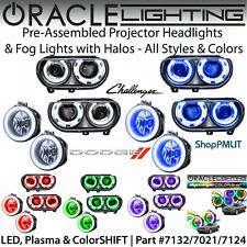 ORACLE Projector Halo Headlights & Fog Lights for 08-14 Dodge Challenger