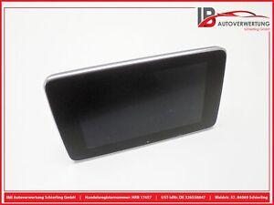 MERCEDES BENZ C-KLASSE W205 Navigationssystem Display Bildschirm A2059002211