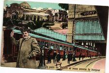 CPA  Je pars de Vichy et vous envoie le bonjour   (225133)